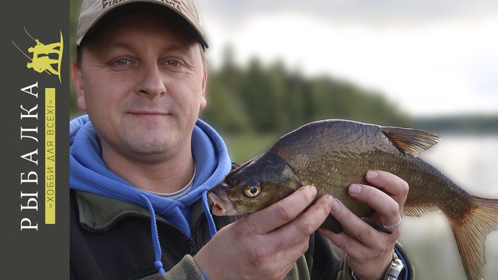 Рыбалка на фидер на озере Сайма 1 часть