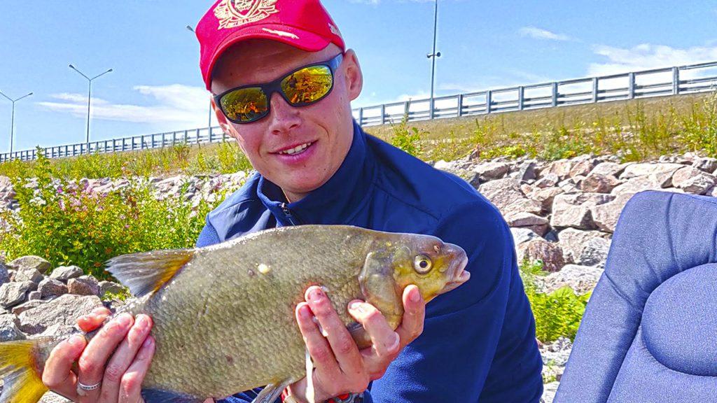 Рыбалка с подписчиками, Ваня ставит рекорд