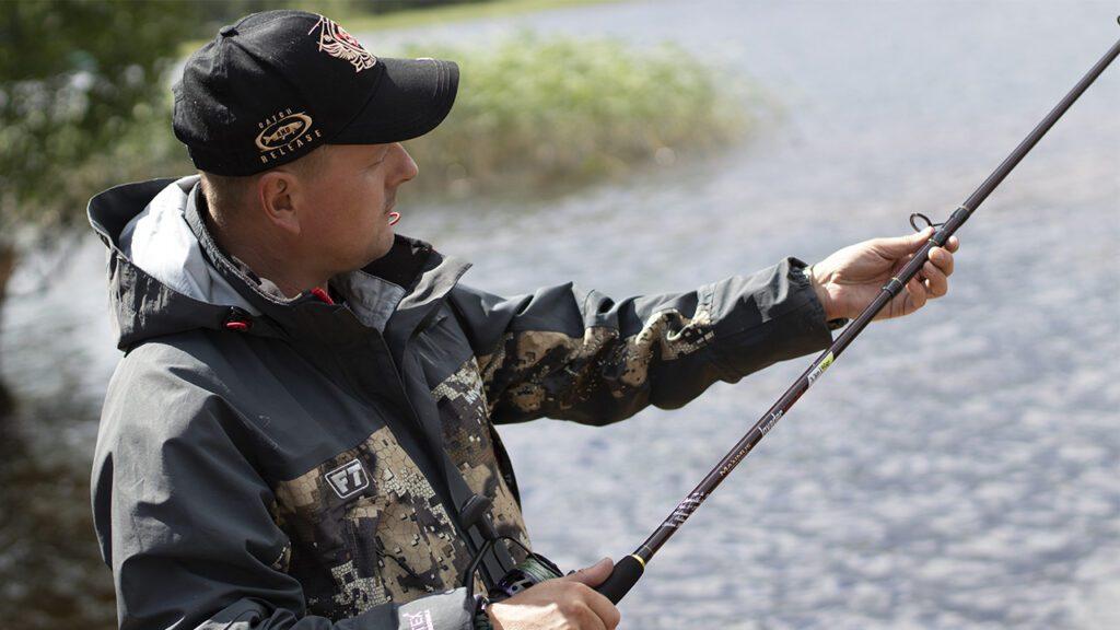 Рыбалка на Гладышевском на фидер