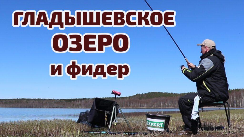 Гладышевское озеро и фидер